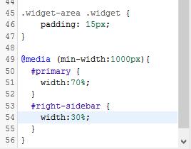 Additional CSS in GeneratePress