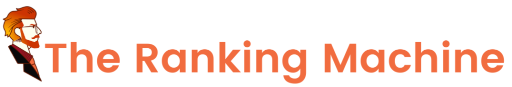 The Ranking Machine Logo